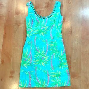 Lilly Pulitzer Palm Shift Dress